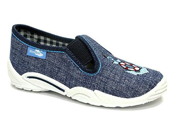 RBB33_371_P0127 Anchor Canvas Shoes