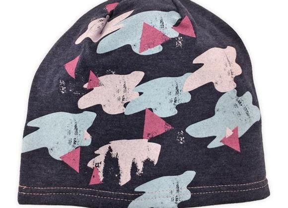 YG_188N_SFH Navy Spring/Fall Hat