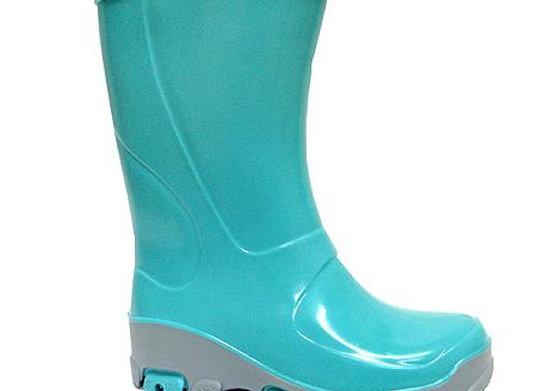 RBG23_481_030_R Teal Rain Boots
