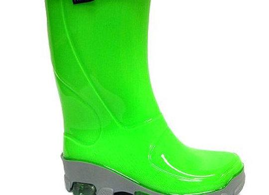 RBB23_492_F0597_R Fluo Green Rain Boots