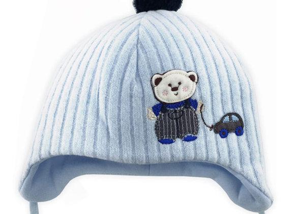 MX0146_WHB Light Blue Winter Hat
