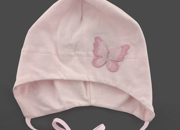 MG_DUSP_SH Powder Pink Spring/Fall Hat