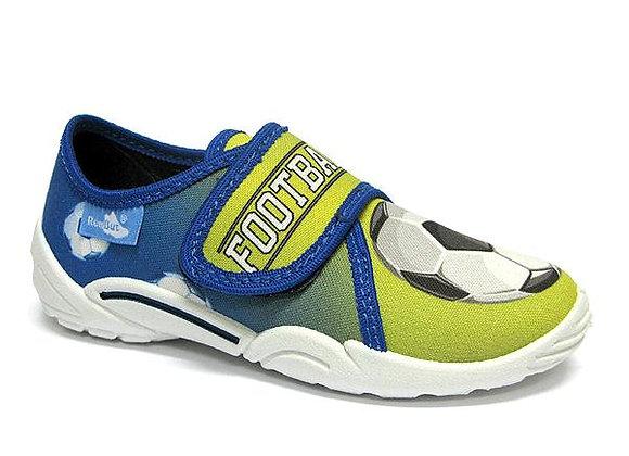 RBB33_373_P0919 Football Canvas Shoes