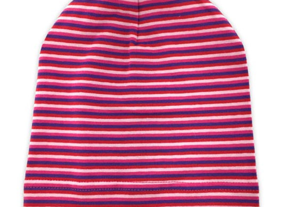 MG_D_SFH Striped Slouch Spring/Fall Hat