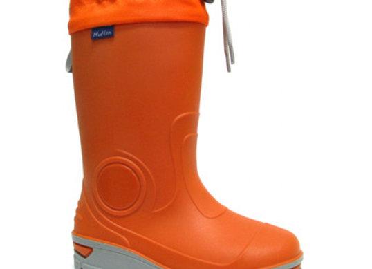 RBB33_487P_R Orange Rain Boots