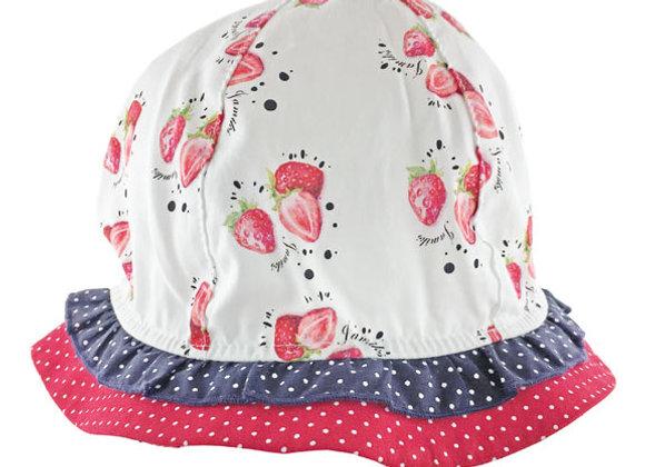 JG_17053_SH Little Strawberry Summer Hat