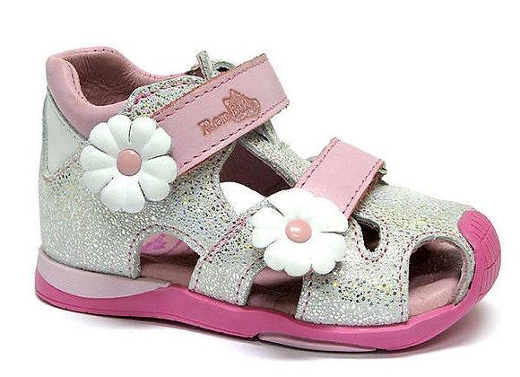 RBG11_1433_0627_CS Silver Glam Leather Sandals