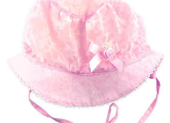MGH7_S Light Pink Summer Bonnet