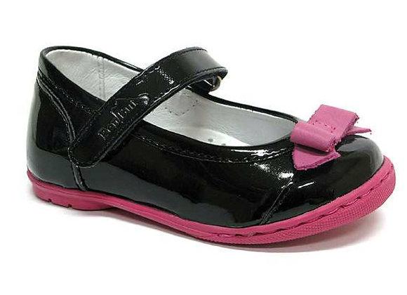 RBG_13_1405_0066 Black Leather Mary Jane