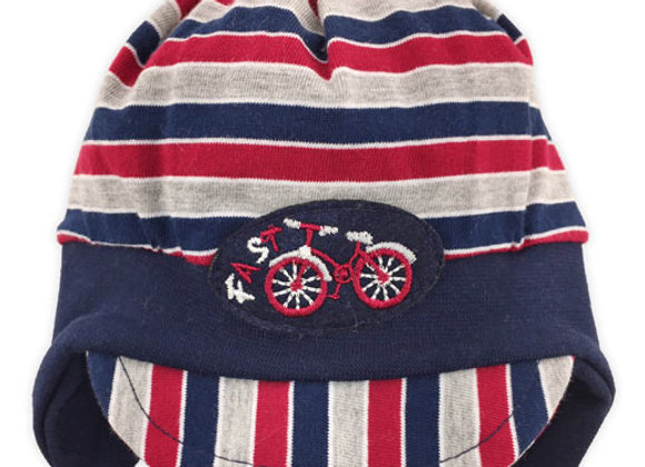 MB_GUCN_SFH Striped Spring/Fall Hat