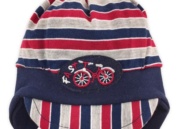 MB_GUCN_SFH Striped Spring/Fall Hat