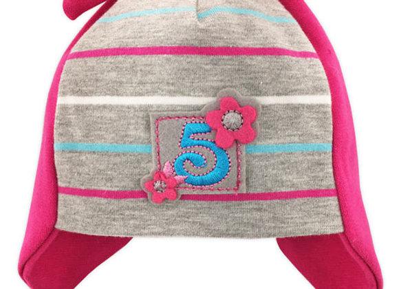 MG_CELIN_SFH Magenta Spring/Fall Hat