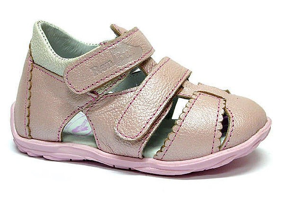 RBG11_1486_0164_CS Baby Pink Leather Sandals