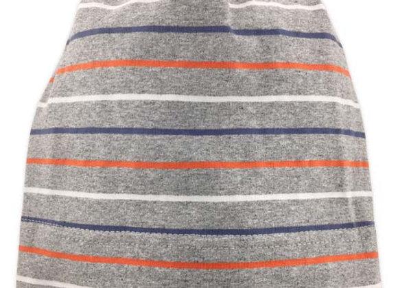 MB_DAM_SFH Gray Striped Spring/Fall Hat