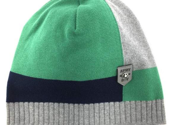 JB_17121_SFH Green-Gray Spring/Fall Hat