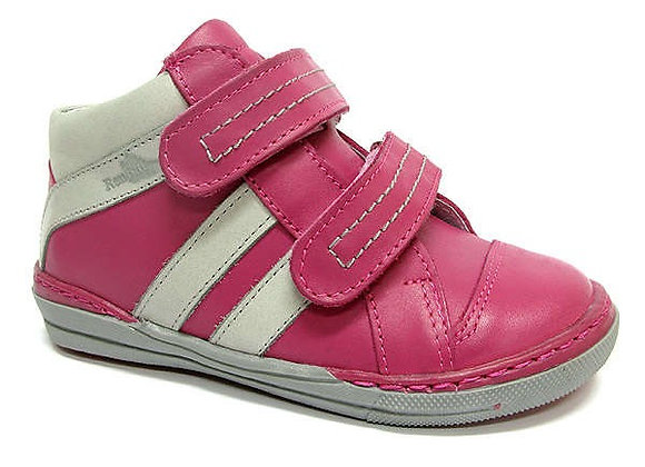 RBG23_3225_0529_HT Dark Pink Leather High Tops