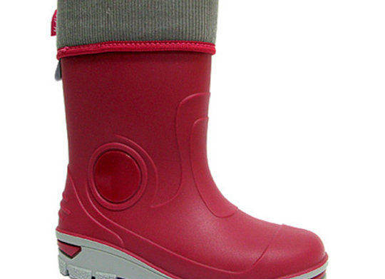 RBG33_466_R Raspberry Rain Boots