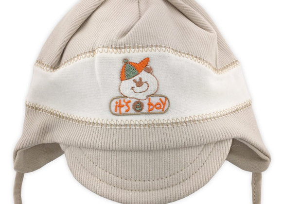 MB_MIKBI_SFH Beige Spring/Fall Hat