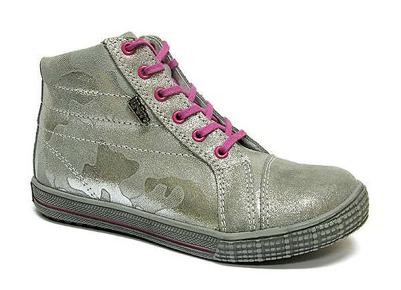 RBG33_4343_0627_HT Silver Leather High Tops