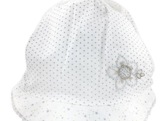 MG_HANP_SH White-Gray Star Summer Hat