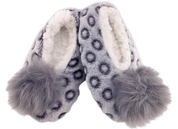 YGS_G2 Gray Slippers