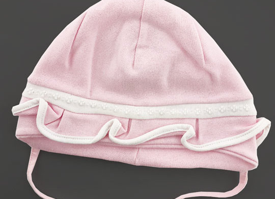 MG_20P_SFH Light Pink Spring/Fall Hat