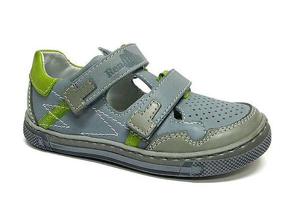 RBB23_3276_0127_CS Blue Leather Sandals