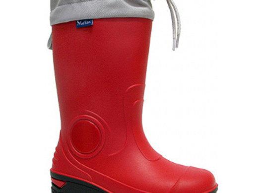 RBB33_487R_R Red Rain Boots