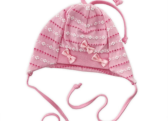 Pink Spring Hat