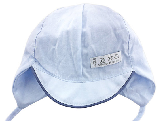 MB_KOLB_SH Light Blue Summer Hat