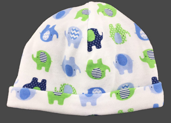 YB_553E_SFH White Light Cotton Hat
