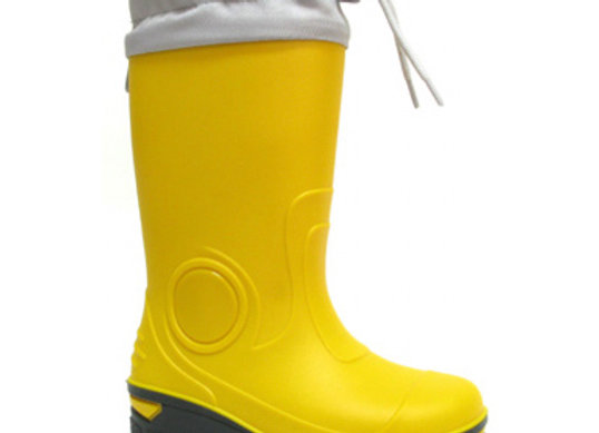 RB33_487Y_R Yellow Rain Boots