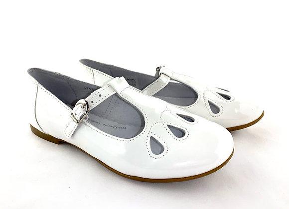 RBG33_4355_0053_D White Patent Shoes
