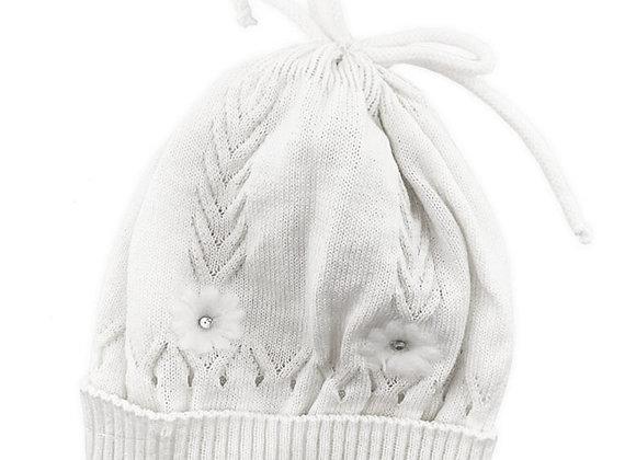 JG_16044W_SH White Spring Hat