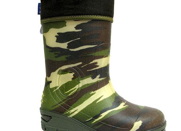 RBB33_466C_R Camouflage Rain Boots