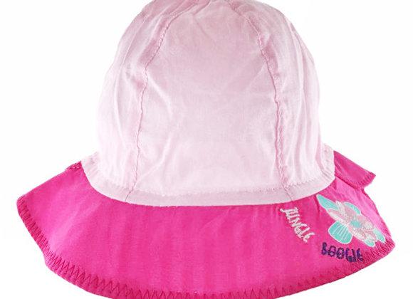YG_164P_SH Pink-Magenta Summer Hat