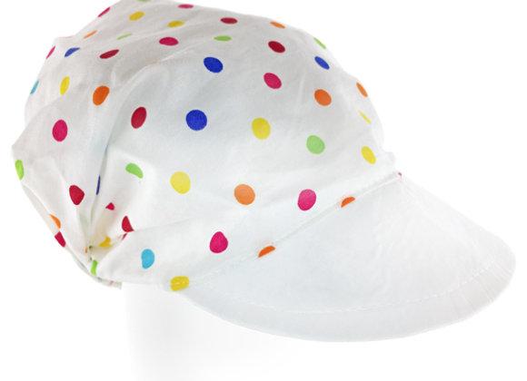 MG_KLA3_SH Multicolored Polka Dot Summer Bandana