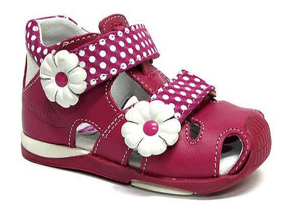 RBG11_1433_0045_CS Magenta Leather Sandals