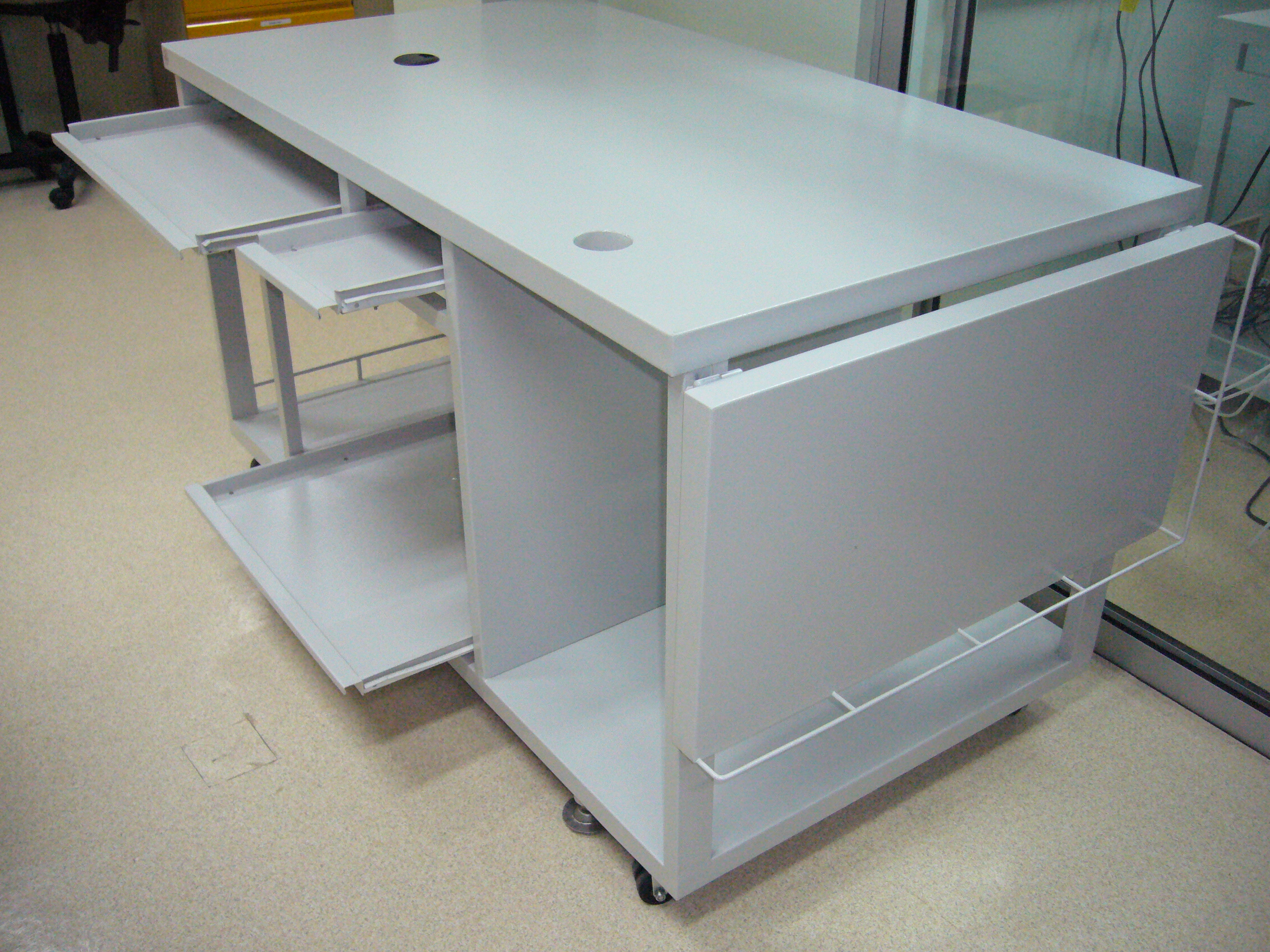 Mild steel workstation
