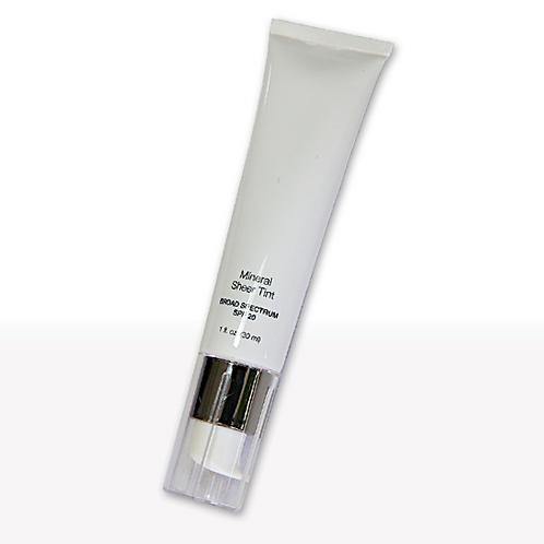 Sheer Mineral Moisture Tint - Porcelain (Light)