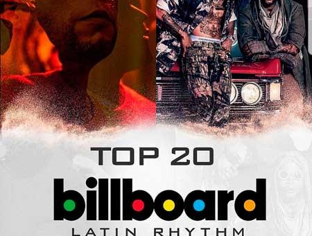 Don Omar con doblete en Billboard