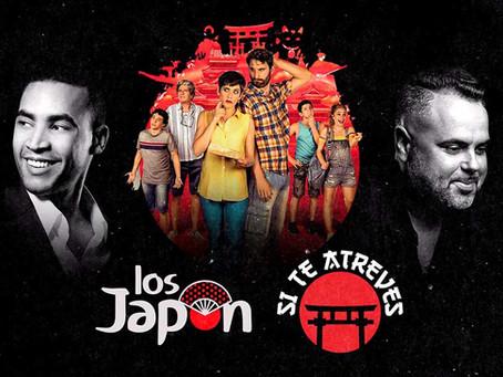 Don Omar le pone el toque musical a la película «Los Japón» junto a Juan Magán