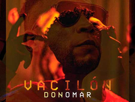 "The King of Reggaeton, Don Omar, launches his latest single, ""Vacilón"""