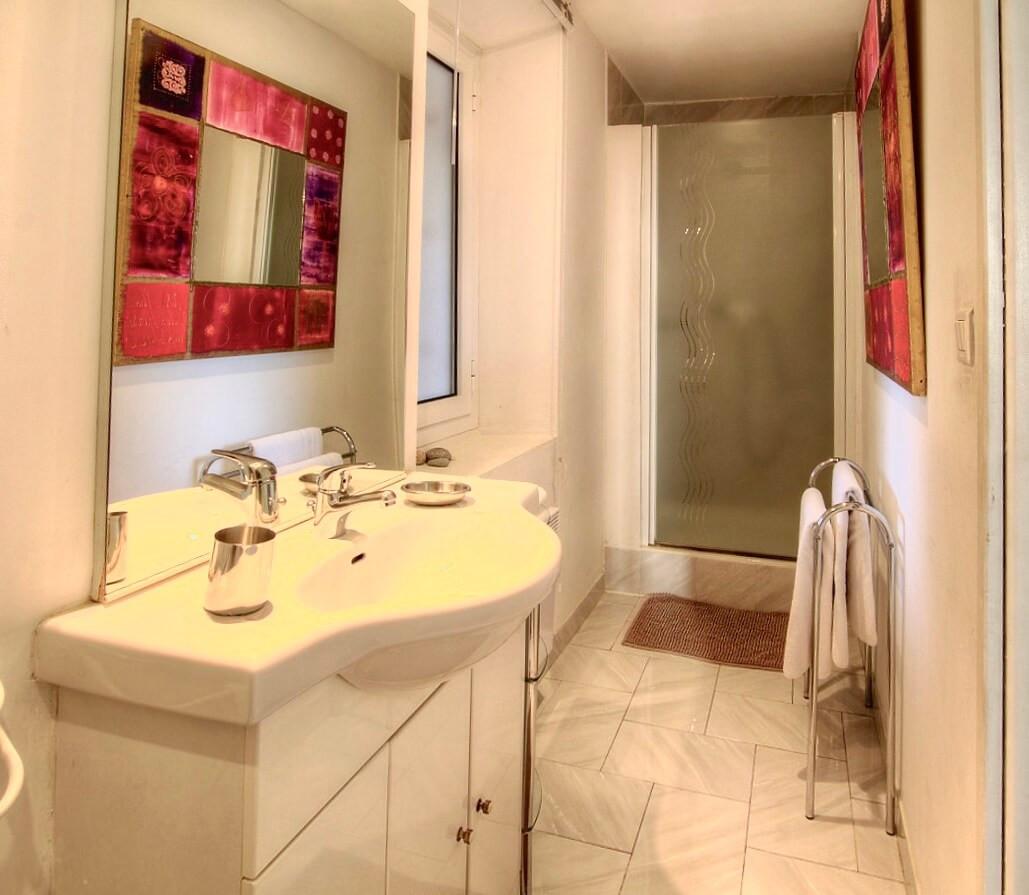 Salle de bain Hermès