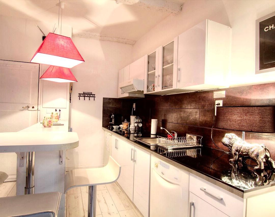 Kitchen Chanel
