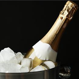 Champagne beakfast at Makeney Hall