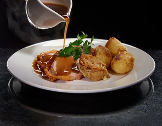 Sunday lunch at Makeney Hal