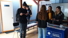 Universidad Central nos visita e informa.