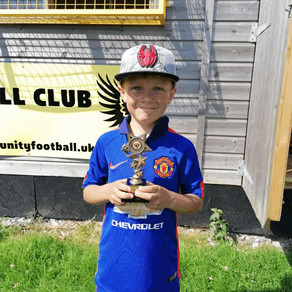 Community Champion Jenson!
