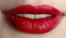"""""""There's a secret power in every woman who wears red on her lips""""..."""